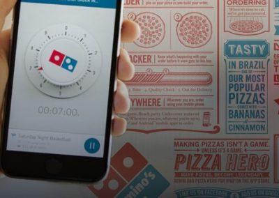 Helping Domino's Pizza leverage the power of Google Analytics