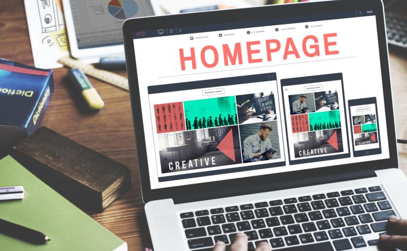 Principles Behind High-Converting Homepages
