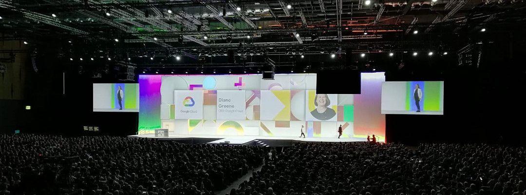 Google Cloud Next 2018
