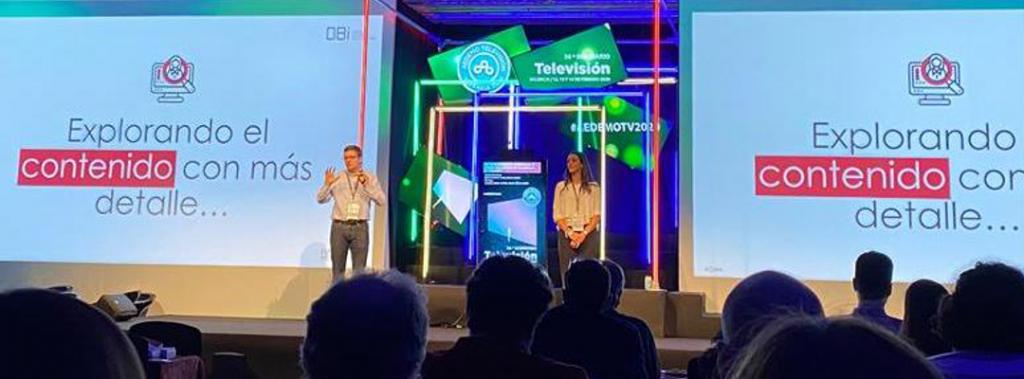 Análisis de contenido de los anuncios de TV con Inteligencia Artificial