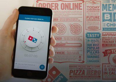 Exploiter au maximum Google Analytics pour Domino's Pizza