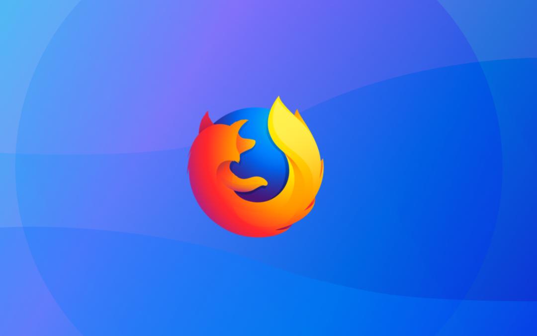 Les trackers bientôt bloqués par défaut dans Mozilla Firefox?